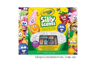 Discounted Crayola Silly Scent Mini Art Kit