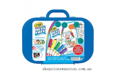 Hot Sale Crayola Colour Wonder Create and Carry Case Art Set