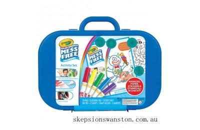 Hot Sale Crayola Colour Wonder Create and Carry Case Art Set