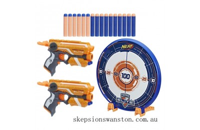 Discounted NERF N-Strike Elite Precision Target Set