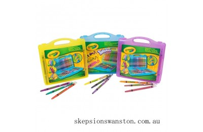 Hot Sale Crayola 32 piece Twistable Case