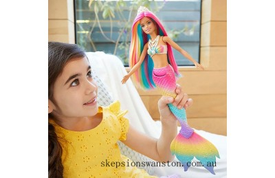 Hot Sale Barbie Dreamtopia Rainbow Magic Mermaid Doll