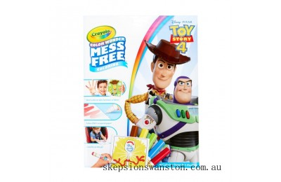 Outlet Sale Crayola Colour Wonder Toy Story 4