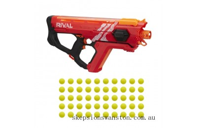 Genuine NERF Rival Perses MXIX-5000 Red