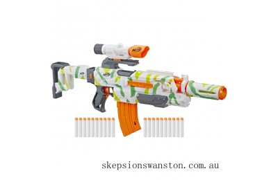 Genuine NERF Modulus Battle Camo Blaster