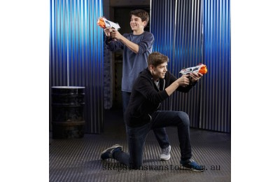Clearance NERF Laser Ops Pro AlphaPoint Blaster 2-Pack
