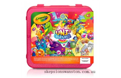 Genuine Crayola Unicreatures Kit