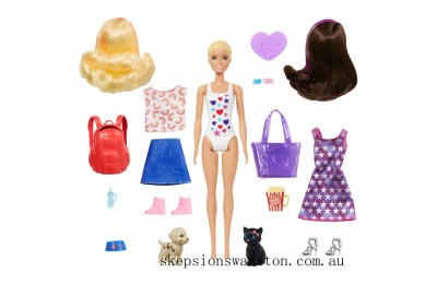 Clearance Barbie Colour Reveal Ultimate Reveal Assortment