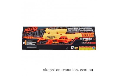 Discounted NERF Alpha Strike Wolf LR-1