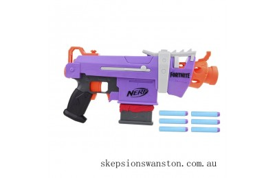 Hot Sale NERF Fortnite SMG-E Blaster – Motorised Dart Blasting