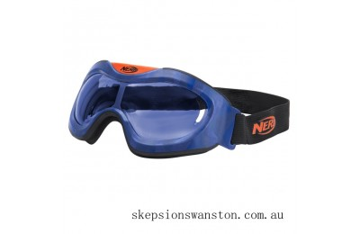 Outlet Sale NERF Elite Safety Goggles Blue