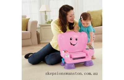 Hot Sale Fisher-Price Laugh & Learn Smart Stage Pink Activity Chair
