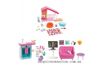Hot Sale Barbie Indoor Furniture Assortment
