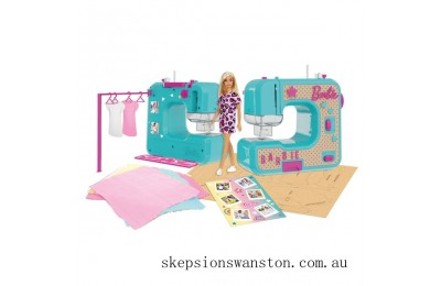 Hot Sale Barbie Sewing Machine with Doll