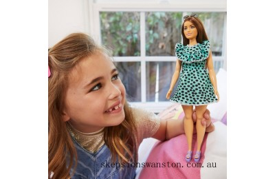Hot Sale Barbie Fashionista Doll 149 Polka Dot Dress