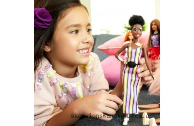 Hot Sale Barbie Fashionista Doll 135 Vitiligo Doll