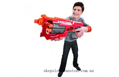 Clearance NERF N-Strike Mega Cyclone Shock