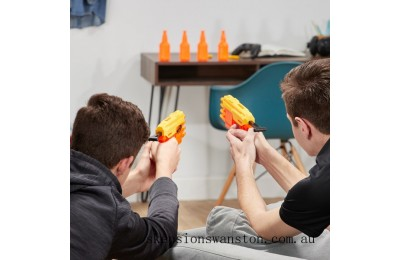 Discounted NERF Alpha Strike Fang Dual Pack