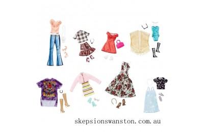 Hot Sale Barbie Fashions Multipack
