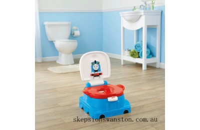 Clearance Fisher-Price Thomas & Friends Thomas Railroad Rewards Potty
