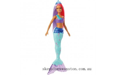 Discounted Barbie Dreamtopia Mermaid Doll - Purple and Pink