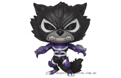 Marvel Venom Rocket Raccoon Funko Pop! Vinyl Clearance Sale