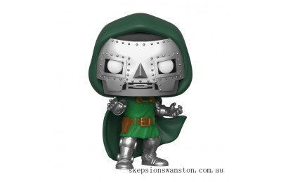 Marvel Fantastic Four Doctor Doom Funko Pop! Vinyl Clearance Sale