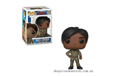 Marvel Captain Marvel Maria Rambeau Funko Pop! Vinyl Clearance Sale