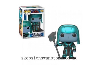 Marvel Captain Marvel Ronan EXC Funko Pop! Vinyl Clearance Sale