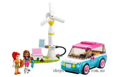 Hot Sale Lego Olivia's Electric Car