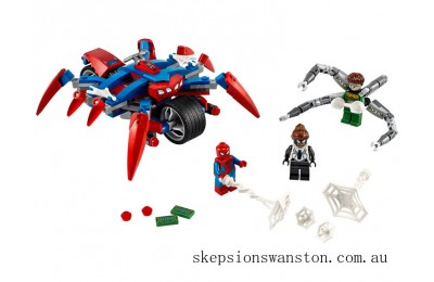 Discounted Lego Spider-Man vs. Doc Ock