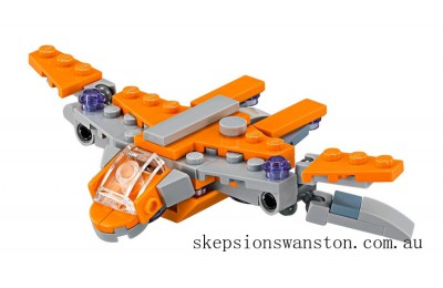 Genuine Lego The Guardians' Ship