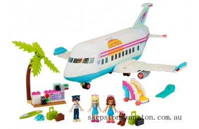 Genuine Lego Heartlake City Airplane