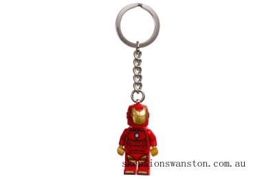 Hot Sale Lego® Marvel Super Heroes Invincible Iron Man Key Chain