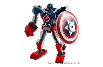 Clearance Lego Captain America Mech Armor
