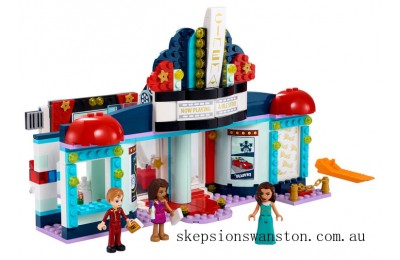 Discounted Lego Heartlake City Movie Theater