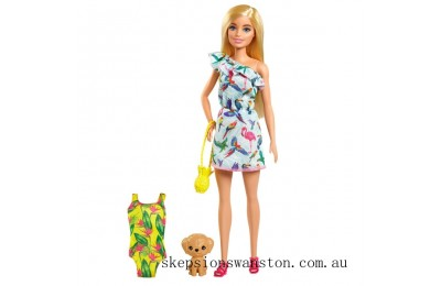 Discounted Barbie and Chelsea The Lost Birthday - Barbie Doll and Accessories