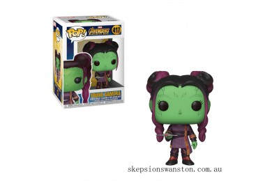 Marvel Infinity War Young Gamora with Dagger Funko Pop! Vinyl Clearance Sale