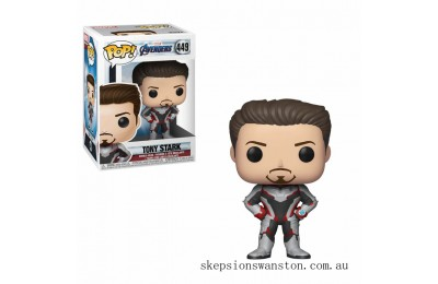 Marvel Avengers: Endgame Iron Man Funko Pop! Vinyl Clearance Sale