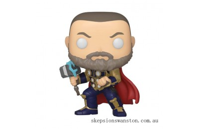 Marvel Avengers Game Thor (Stark Tech Suit) Funko Pop! Vinyl Clearance Sale