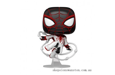 Marvel Spider-man Miles Morales Funko Pop! Vinyl Clearance Sale