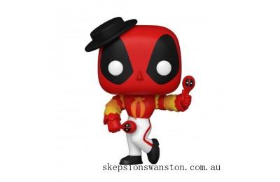 Marvel Deadpool 30th Flamenco Deadpool Funko Pop! Vinyl Clearance Sale