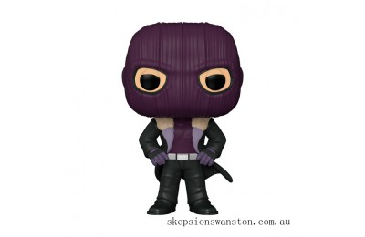 Marvel The Falcon and the Winter Soldier Baron Zemo Funko Pop! Vinyl Clearance Sale