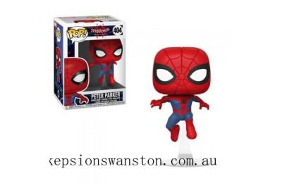 Marvel Animated Spider-Man - Spider-Man Funko Pop! Vinyl Clearance Sale