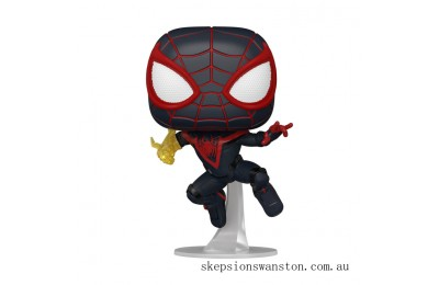 Marvel Spider-man Miles Morales with Chase Funko Pop! Vinyl Clearance Sale
