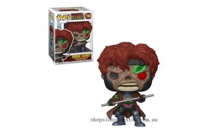 Marvel Zombies Gambit Funko Pop! Vinyl Clearance Sale