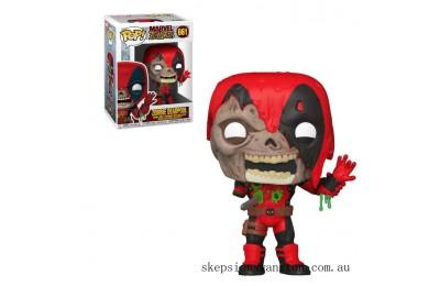 Marvel Zombies Deadpool Funko Pop! Vinyl Clearance Sale