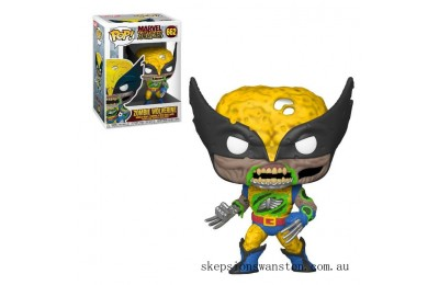 Marvel Zombies Wolverine Funko Pop! Vinyl Clearance Sale