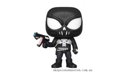 Marvel Venom Punisher Funko Pop! Vinyl Clearance Sale