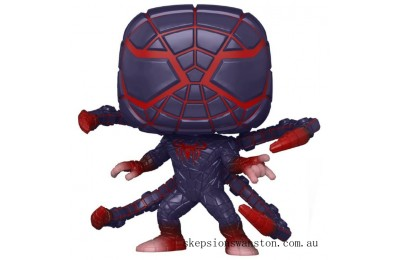 Marvel Spiderman Miles Morales Programmable Suit Pop! Vinyl Clearance Sale